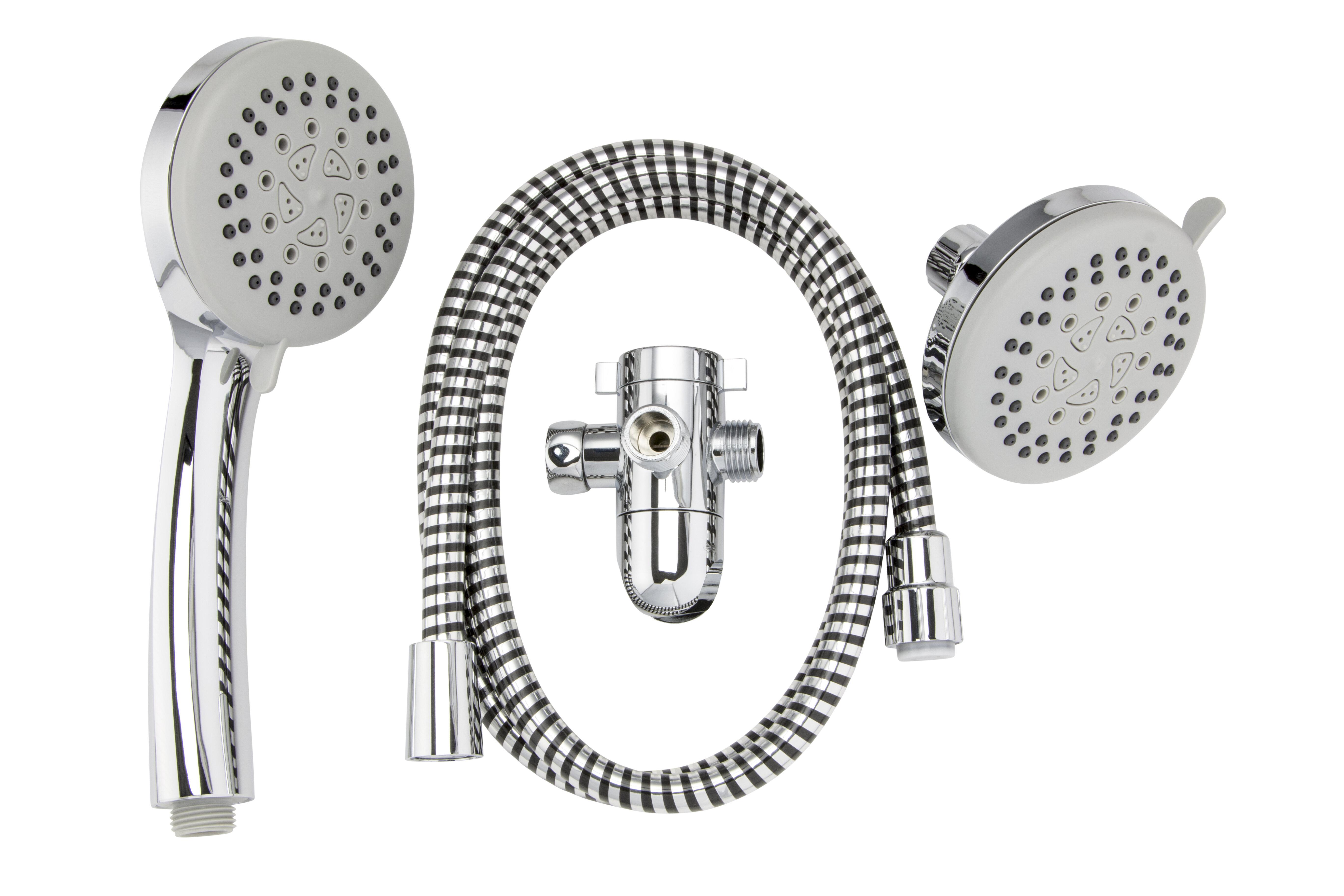 Stylewise Multi Function Handheld Shower Head