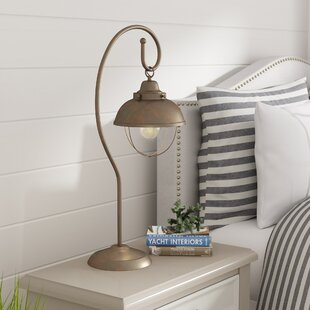 Spinnaker 25 Arched Table Lamp