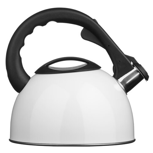 2.5L Stainless Steel Whistling Stove Top Kettle Symple Stuff