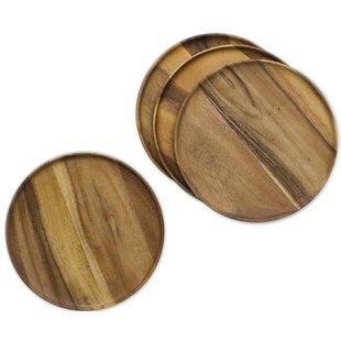 Alberto Natural Discs Wood 10