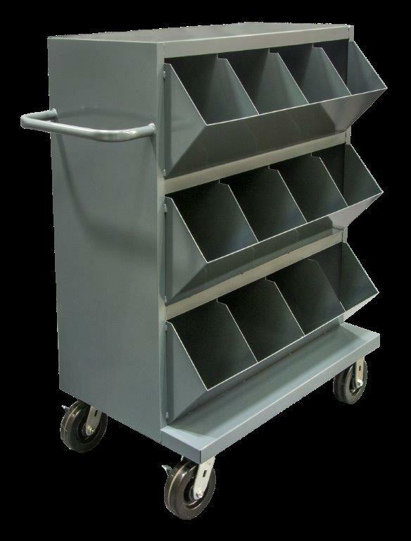 Mobile Storage Cart & Durham Manufacturing Mobile Storage Cart | Wayfair