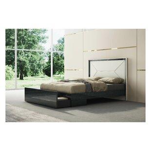 Aspinwall Upholstered Storage Platform Bed