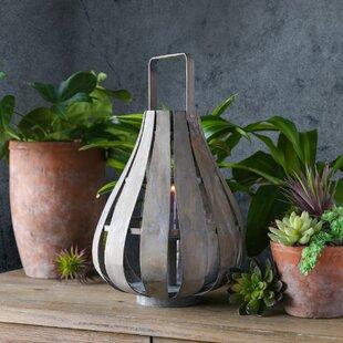 Round Bamboo Lantern