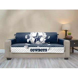 Compare prices NFL Sofa Slipcover by Pegasus Sports Reviews (2019) & Buyer's Guide
