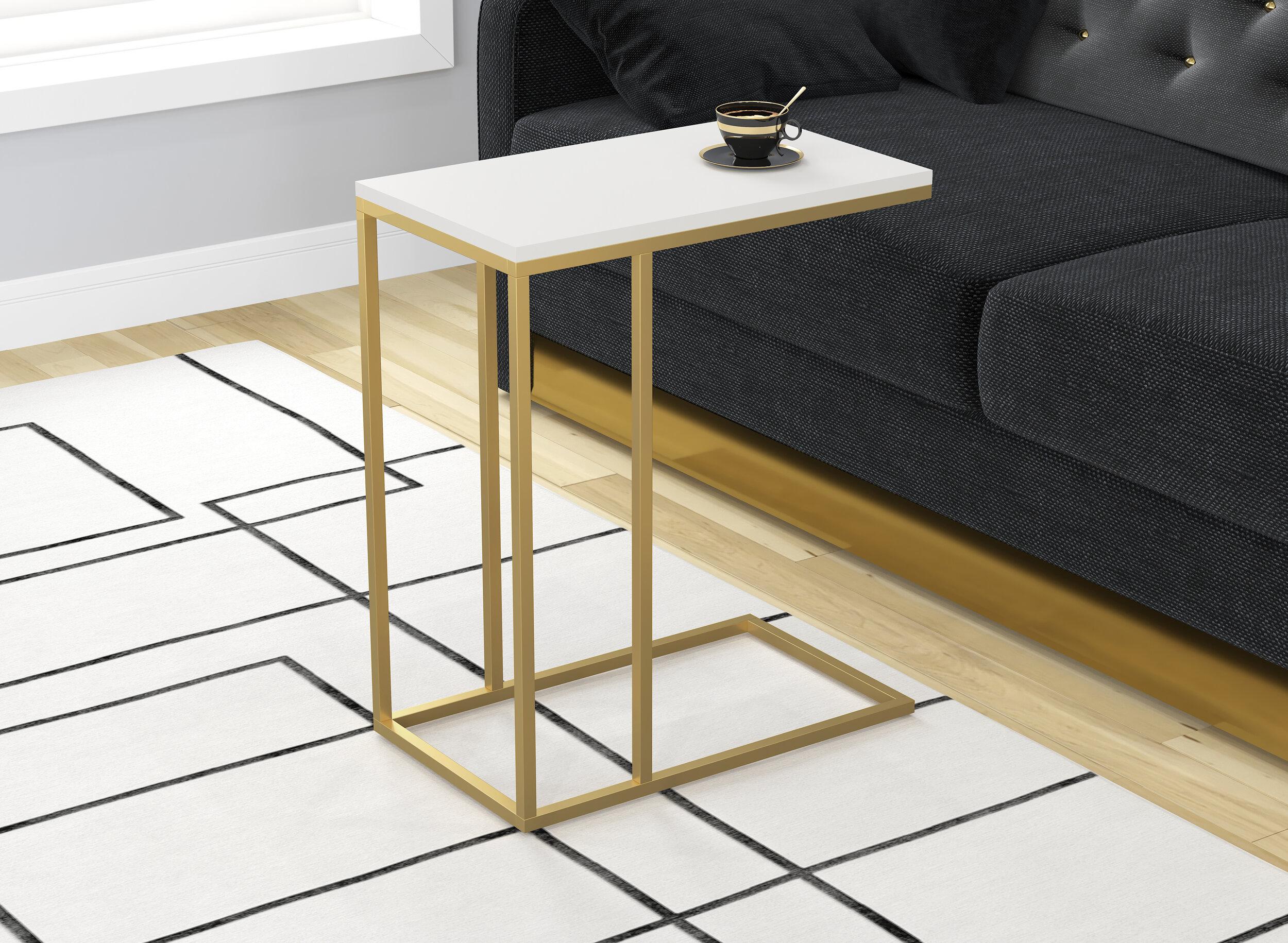 - Mercer41 Zigler Accent Metal Frame End Table & Reviews Wayfair