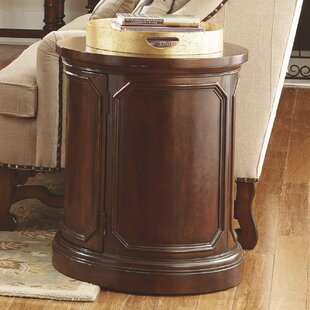 Creeve End Table with Storage