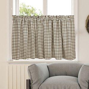 Cafe Curtains You\'ll Love | Wayfair