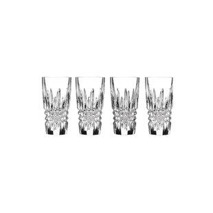 Lismore Diamond Crystal Shot Glass (Set of 4)