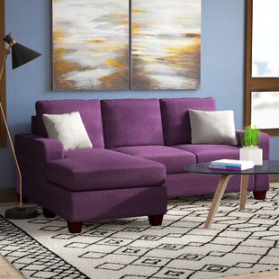 Morpheus Sectional with Ottoman By Mercury Row