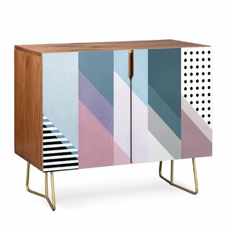 2 Door Accent Cabinet by East Urban Home SKU:CD174527 Check Price