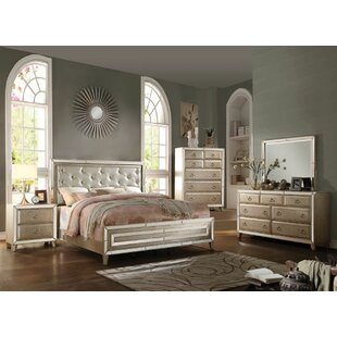 Hester Configurable Bedroom Set by Rosdorf Park Today Only Sale