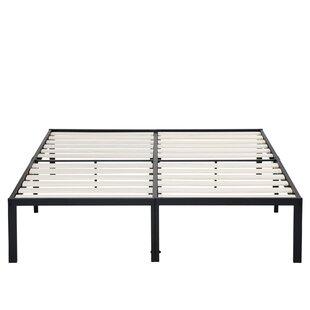 Tadashi Platform Steel Bed Frame
