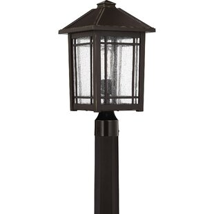 Compare prices Beams 1-Light Lantern Head By Darby Home Co