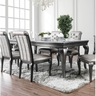 Gray Wood Kitchen U0026 Dining Tables Youu0027ll Love | Wayfair