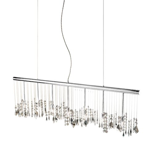 Stretta 1-Light Kitchen Island Pendant Kolarz Frame Colour:
