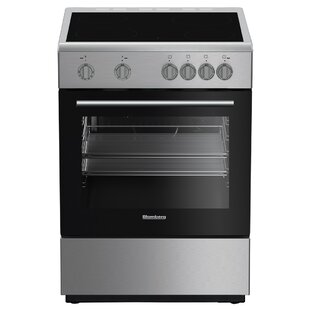 24 Free-standing Electric Range by Blomberg
