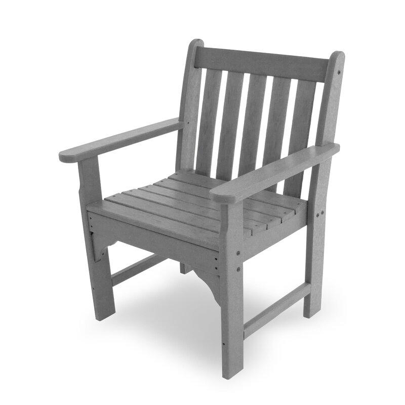 Polywood Vineyard Garden Patio Chair