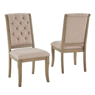 Gerald Upholstered Dining Chair (Set of 2)