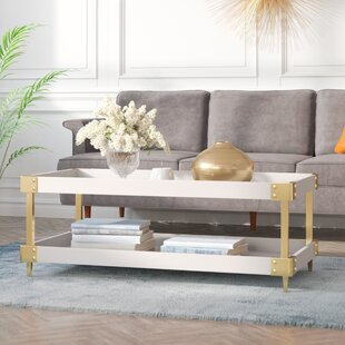 Affordable Blais Coffee Table With Tray Top By Willa Arlo Interiors