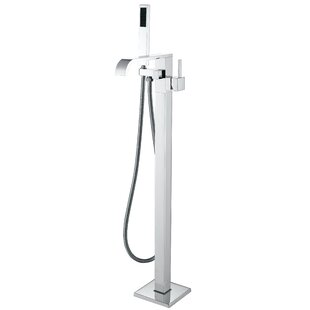Diverter Tub and Shower Faucet with Single Handle ByAKDY