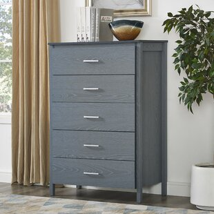 Lupe 5 Drawer Chest by Zipcode Design
