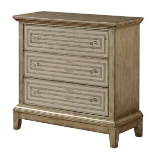 Jacqueline 3 Drawer Chest
