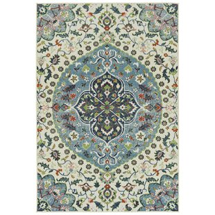 Kirsty Ivory Indoor/Outdoor Area Rug