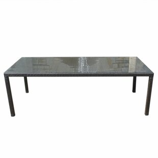 Malmesbury   Patio Table by Highland Dunes