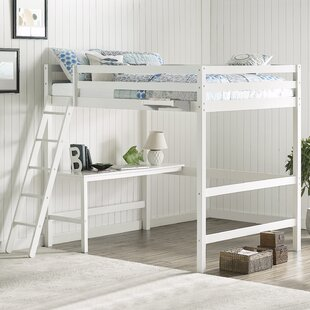 Body Caspian Full Platform Bed
