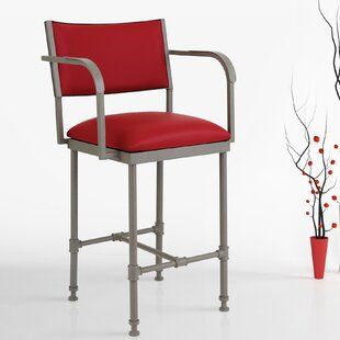 Emrich 30 Bar Stool by 17 Stories
