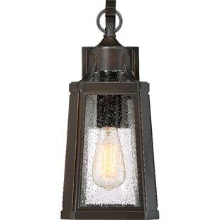 Nitish Single 1-Light Outdoor Wall Lantern