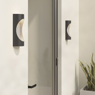 Top Reviews Cruise 2-Light Outdoor Sconce By Brayden Studio