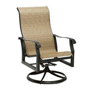 Cortland Swivel Patio Dining Chair