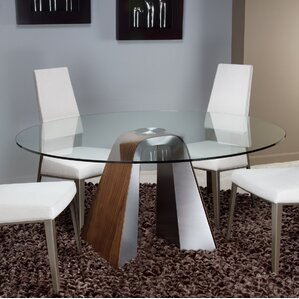 Adonis Round Dining Table by Orren Ellis