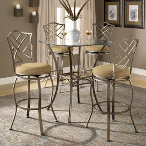 Dallas Bar Height Bistro Table Set by Darby Home Co