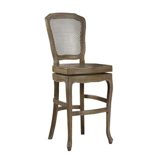 Great choice Plutarch 30 Swivel Bar Stool by One Allium Way Reviews (2019) & Buyer's Guide