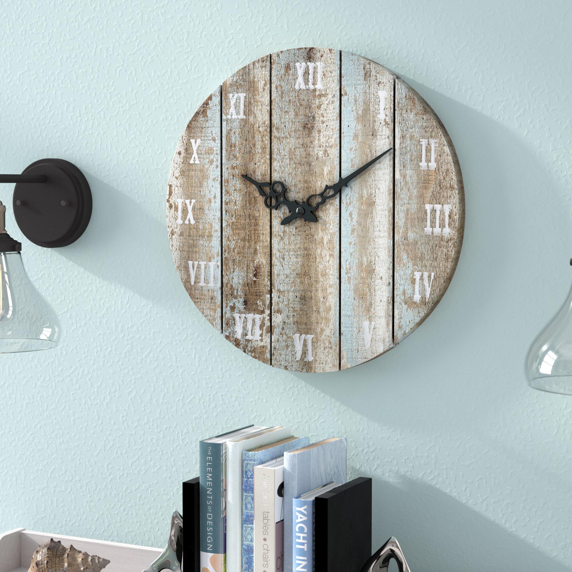 Picture of: Kitchen Clocks Wayfair