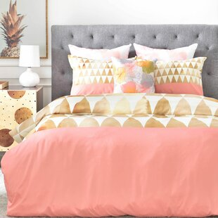 Lovely Rose Gold Bedding | Wayfair KX47