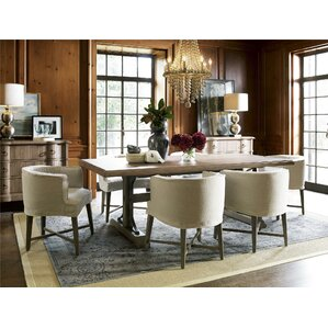 Wellison Rectangular Dining Table by Gracie Oaks