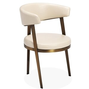 Adele Upholstered Dining Chair (Set of 2) by Interlude