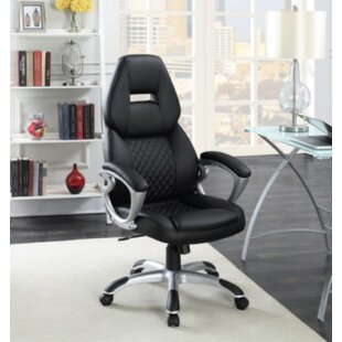 Spadafora Executive Chair by Wrought Studio