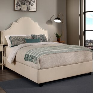 Best Reviews Stephanie Upholstered Platform Bed by Darby Home Co Reviews (2019) & Buyer's Guide