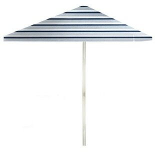 Garage 6' Square Market Umbrella by Best of Times Amazing