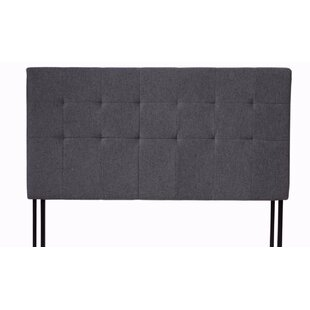 Classic Tufted Upholstered Panel Headboard