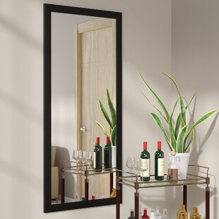 Shawhan Transitional Accent Mirror