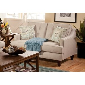 Darby Home Co Holbrook Loveseat