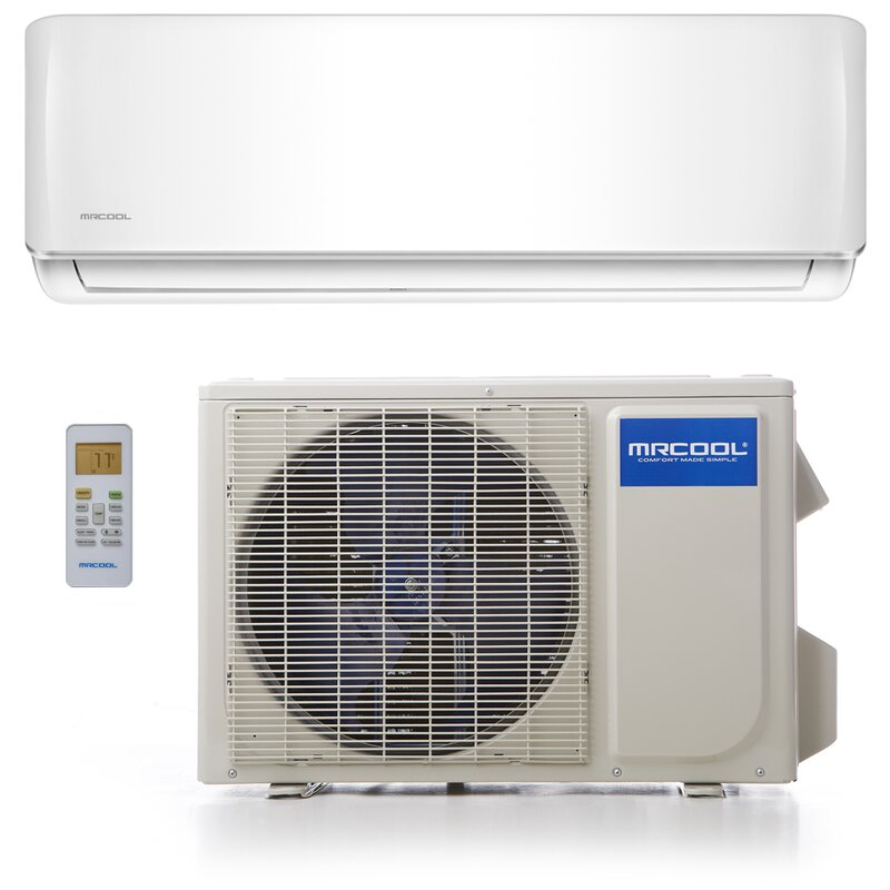 Ductless Air Conditioner Reviews New in House Designer bedroom