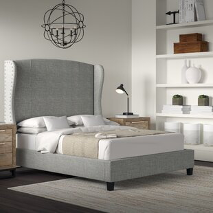 Buy clear Progreso Upholstered Platform Bed by Greyleigh Reviews (2019) & Buyer's Guide