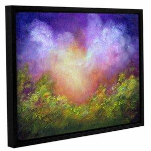 dfee2cf6a66 Winston Porter Healing Garden Framed Painting Print
