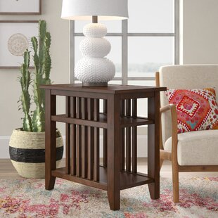 Kaela Chairside Table by Mistana